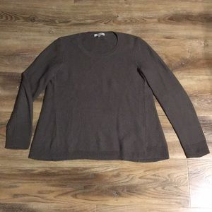 Madewell Olive Green Riverside Pullover
